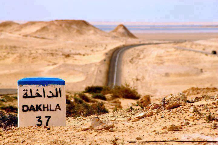 Sahara Occidental, destino Dakhla