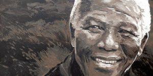 Huellas de la arquitectura, Nelson Mandela