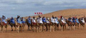 viaje hacia lo desconocido Tan Tan. Festival del desierto.