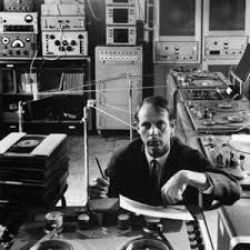 Karlheinz Stockhausen, estudio. Musique concréte