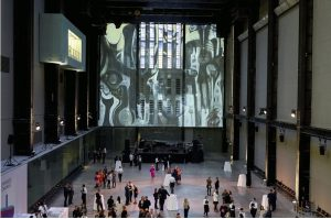 Tate Modern, Londres y behind business
